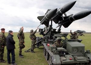 19 septembrie 2019 - Ziua Artileriei şi Rachetelor Antiaeriene