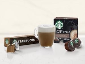 Cafeaua Starbucks vine la tine acasă