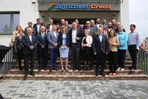 Agricover Credit IFN deschide la Brașov prima sucursală din regiunea Centru, fiind prezent astfel în toate regiunile țării