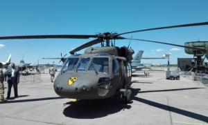 Zboruri anulate ca umare a unui incident. A fost implicat un elicopter al Armatei SUA de tip UH-60 Black Hawk