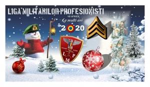 Plugușorul Ligii Militarilor Profesioniști